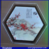 Custom Decorative Crystal Slim Frame (GD-SL)