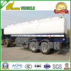 3axle 45000liters Carbon Steel Fuel Diesel Oil Tanker Semi Trailer