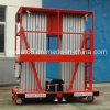 Double Mast Aluminum Aerial Working Platform Gtwy10-200