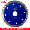 Sintered Fine Turbo Diamond Cutting Disc