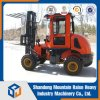 Diesel 3 Ton All New Rough Terrain Forklift