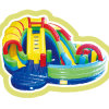 Cheer Amusement Children Slide Inflatable Sport