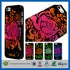 Change Color Roses Hard PC Case for iPhone 5s