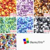 4.8mm Mini Square Shape Recycle Glass Mixed Colour Mosaic Tesserae, Loose Mosaic Art Hobbies Craft ...