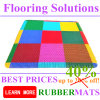 Easy Install PP Interlock Flooring Tiles