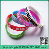 Silicone Wristband with Novel Design, Excellent Quality and Reasonable Price