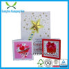 Factory Custom Luxury Paper Greeting Card Wholesale with Pendant