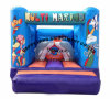 Colorful Ocean Park Inflatable Small Bouncer