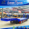 Excavator and Road Roller Transporter, Lowboy Semi Truck Trailers
