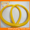 Yellow Agricultural PVC Spray Hose