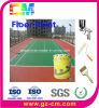 Floor Coating- Outdoor Concrete Floor Paint Sport Court Polyurethane Floor Paint