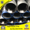 BS 1387 3 Inch Hot Dipped Galvanized Round Steel Pipe