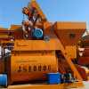 New Model Twin Shaft Concrete Mixer (JS-1000II)