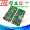 4 Layer Immersion Gold PCB with Gold Finger/Multilayer PCB