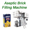 Automtic Aseptic Juice Filling Machine Brick Shaped