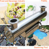Green Safe UV Water Disinfector Sterilizer Water Treatment Equipment