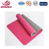 High Quality Comfort Double Color TPE Yoga Mat