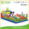 Inflatable Toys Castle Slide Fun City for Kids Amusement Park