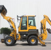 Hot Sale Cheap Front End Loader and Backhoe