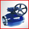 Full Welding Ball Valve