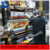 6 Color Plastic Carry Bag Flexo Printing Machine