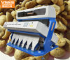 CCD Camera 5000+ Pixels RGB Peanuts Color Sorter Machine