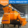 Concrete Mixer with Pump Easy for Use