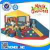 Soft Indoor Playground PVC Soft Playground Toys Equipment