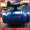 Fully Welded Bw Trunnion Ball Valve