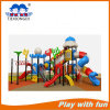 Children Amusement Park Plastic Outdoor Playground