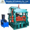 Half Zig-Zag Block Making Machine Qt4-20c Semi Automatic Cement Block Moulding Machine Hollow Block Machine for Sale