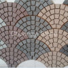 G654/G603/G684/G682/G654 Granite Cube/Cobble/Paving Stone for Landscape/Garden/Outdoor Decoration, Cobbles with Mesh on Back