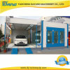 Water Borne Car Auto Paint Booth with Diesel Oil Burner