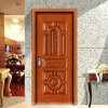 The Hot Sale Matte Lvory Security Entry Door (SX-8-1057)