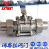ISO Ce Three Piece Union Welding Ball Valve (Q11F)