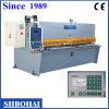 Famous Bohai Brand CNC Shearing Machine 8X3200