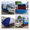 4X2 Waste Collector Truck Dongfeng Compression Garbage Truck