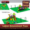 Ce Approved Wonderful Kids Outdoor Play Equipment (X1501-9)