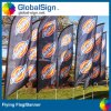 100% Polyester Flag Banner, Feather Flag for Events