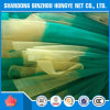 Green and Yellow Sun Shade Net/Construction Safety Net
