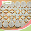 Cotton Embroidery 11.2 Cm White Guipure Lace Chemical Lace