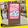 Mupi Scroller Scrolling Advertising Billboard Light Box (item269)