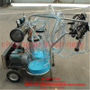Mobile Vacuum Pump Type Penis Milking Machine Sex