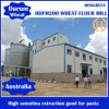 Wheat Flour Mill Complete Turnkey Plant
