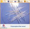 PP Polypropylene Polymer Wave Fibre