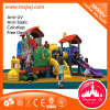 Colorful Latest Slide Equipment Outdoor Plastic Playground