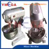 Industrial Use Food and Bread Dough Mixer with Stainless Bowl