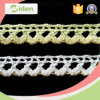 1cm Lovely Oeko Approval Beautiful African Cotton Crochet Lace