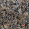 Manmade Blue Artificial Quartz Stone for Slab, Countertop, Tile