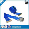35mm 800kg Cam Buckle Lashing Strap with E Track Fittings